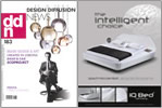 IQ-Bed in Design Diffusion News Magazine